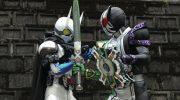 【仮面ライダーダブル】S.H.Figuarts 仮面ライダーエターナルが参考出品!商品化クルー?