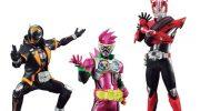【仮面ライダーエグゼイド】HDM創絶 仮面ライダー 平成ジェネレーションズが9月発売!エグゼイド・ゴースト・ドライブ!