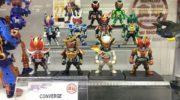 【仮面ライダー】CONVERGE KAMEN RIDER 6が7月4日発売!シークレットの4つがついに判明!