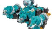 【宇宙戦隊キュウレンジャー】伝説のアルゴ船はホウオウボイジャーだった!さらに合体してギガントホウオーに!
