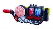 【仮面ライダービルド】変身ベルト DXビルドドライバーの拡張スロットでスーパーベストマッチ!最強フォームの音声か?