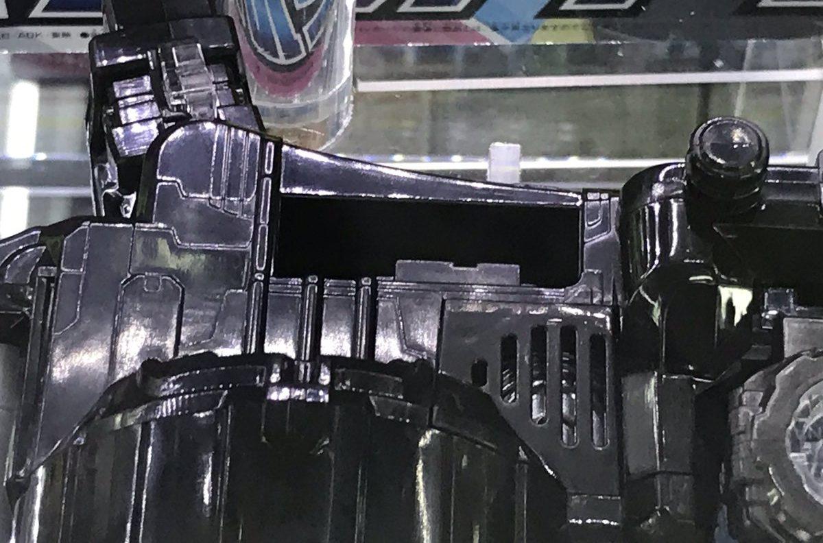 【仮面ライダービルド】変身ベルト DXビルドドライバーの上部に謎のジョイントが!最終フォームに使うフルボトルと合体?