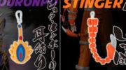 【宇宙戦隊キュウレンジャー】マスコットチャーム ショウ・ロンポーの耳飾&がスティンガーのしっぽが受注開始!