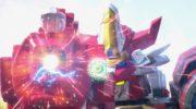 【宇宙戦隊キュウレンジャー】コジシボイジャーと合体!スーパーキュウレンオーに!おもちゃは11月3日発売!