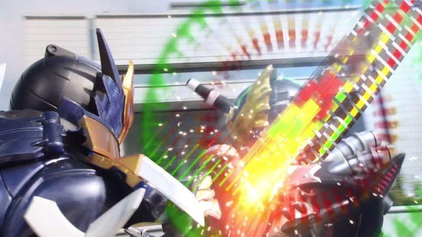 【仮面ライダービルド】万丈龍我が仮面ライダークローズに変身!スマッシュを一撃で撃破!ナイトローグも圧倒!