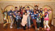 【宇宙戦隊キュウレンジャー】最終回にはフリーアナウンサーの小林麻耶さんがレポータ役で出演!おったまげ~!