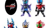 【仮面ライダー】CONVERGE KAMEN RIDER 10が6月発売!仮面ライダーローグとビルドの新ライダーがラインナップ!
