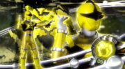 【宇宙戦隊キュウレンジャー】フードマイスター!カジキイエローの変身名乗りが回を重ねるごとに高くなってるw