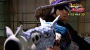 【ルパレンVSパトレン】第10話「まだ終わってない」の予告!氷の怪人・ザミーゴ・デルマと対決!ルパンカイザーナイトに!