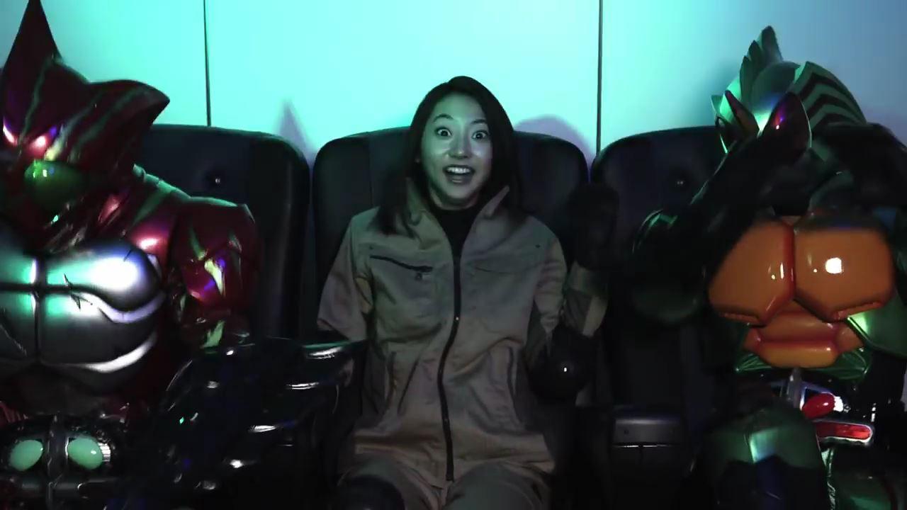【仮面ライダーアマゾンズ】劇場版『仮面ライダーアマゾンズ THE MOVIE』の4D特別予告映像が公開!油断しているとやられちゃうぞ!