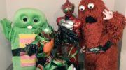 【仮面ライダーアマゾンズ】劇場版『仮面ライダーアマゾンズ THE MOVIE 最後ノ審判』に登場するアマゾンが公開!