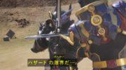 【仮面ライダービルド】ついにパンドラボックスが開く!パンドラタワーが完成!それを生身で止めに入った内海さんがかわいいw