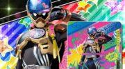 【仮面ライダーエグゼイド】ガンバライジングのレーザーXとゲンムゴッドマキシマムの裏面はVシネマで激闘したあのシーンが!