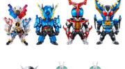 【仮面ライダー】SHODO仮面ライダーの新シリーズが!『SHODO-X(掌動駆)』が9月発売!バイクがラインナップに!
