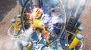 【仮面ライダービルド】サイボーグ内海さん、念願の仮面ライダーマッドローグに!スペックも公開!ローグと同じ必殺技!
