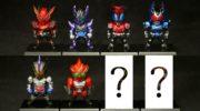 【仮面ライダー】CONVERGE KAMEN RIDER 10のシークレットはダークカブトと白目アマゾンアルファ!