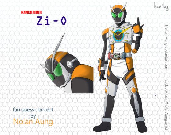 仮面ライダージオウ仮面ライダージオウ Kamen Rider Zi Oの