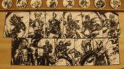 【仮面ライダービルド】『一番くじ 仮面ライダービルド&平成仮面ライダーコレクション』の墨式小皿、タオルを揃えるとかっこよすぎw