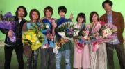 【仮面ライダービルド】キャスト6人がテレビシリーズ同時にクランクアップ!一年間お疲れ様でした!