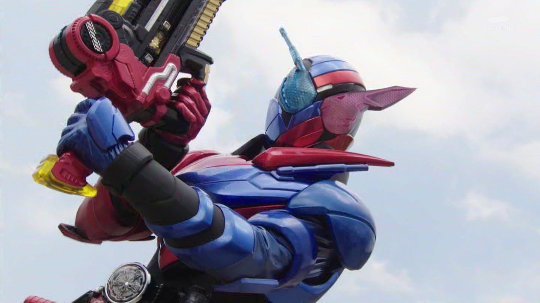 【仮面ライダービルド】ラストバトル!ラビラビ・タンタン・スパークリング!最後はラビットドラゴンフォームでフィニッシュ!