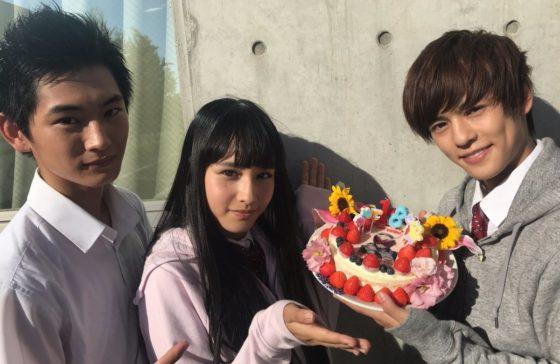【仮面ライダージオウ】8月21日は常磐ソウゴ役の奥野 壮さんの18歳のお誕生日!あれ?これって天高の制服?
