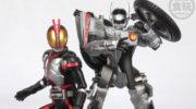 【仮面ライダー】『SHODO-X 仮面ライダー2』が12月発売!ファイズとオートバジン・ディエンドがラインナップ!