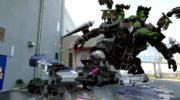 【仮面ライダージオウ】タイムジャッカーのタイムマジーンはキャプテンゴースト?ジオウでロボVSロボの対決が!