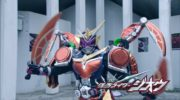 【仮面ライダージオウ】仮面ライダージオウ 鎧武アーマーのスペックが公開!大橙丸Zの二刀流とクラックが使える?