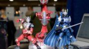 【仮面ライダー】『CONVERGE KAMEN RIDER 13』が2019年2月発売!ジオウ ビルドアーマー&ゲイツがラインナップ!