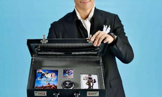 【仮面ライダーW】「風都探偵 5集 DXダブル ファングジョーカーライドウォッチ限定版」が公開!箱を持つこの人は・・・
