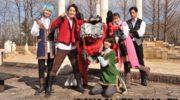 【騎士竜戦隊リュウソウジャー】『騎士竜戦隊リュウソウジャー ミニプラ01セット』が4月発売!キシリュウオーに!