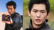 【仮面ライダージオウ】似ているといわれる押田岳さんと松田悟志さんがついに対面w龍騎オリキャスのコメントも!