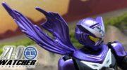 【仮面ライダージオウ】『装動 仮面ライダージオウ RIDE PLUS』の仮面ライダーシノビが公開!