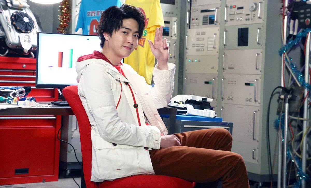 【仮面ライダードライブ】『仮面ライダーブレン』のサプライズは詩島剛こと稲葉友の出演だった!