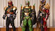 【仮面ライダージオウ】『劇場版 仮面ライダージオウ Over Quartzer』でDA PUMP・ISSAが仮面ライダーバールクスに変身!