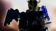 【仮面ライダージオウ】『S.H.Figuarts 仮面ライダーゲイツリバイブ 疾風』が開発中?公式ブログにシルエットが!