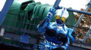 【仮面ライダージオウ】ジオウの撮影現場が目撃される!未来の仮面ライダーとして仮面ライダーアクアが登場!?