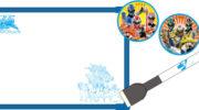 【リュウソウジャー】『Loppi限定 おえかきボード&マグネット 引換券付ムビチケコンビニ券』が発売開始!