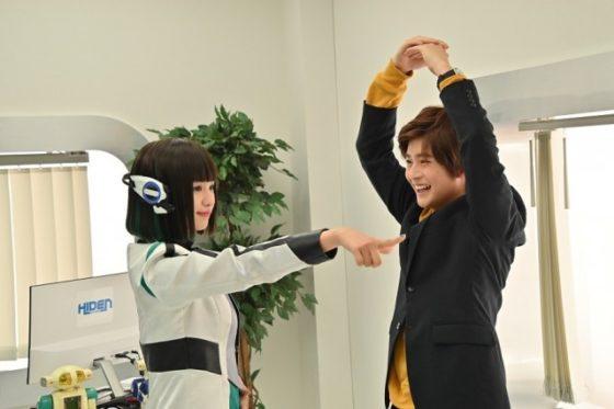 【仮面ライダーゼロワン】第6話「アナタの声が聞きたい」の新 ...