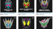 【仮面ライダーゼロワン】仮面ライダーサウザーはパープルアイとブルーアイの2種類が!海サイトのTシャツで判明!