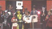 【仮面ライダーゼロワン】『東映特撮 YouTube Official』のチャンネル登録者が100万人を突破!ジオウ&ゼロワンが金の盾を受賞!