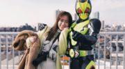 【仮面ライダーゼロワン】Oggi2月号の1ヶ月コーディネートは仮面ライダーゼロワンとコラボ!泉里香さんが特撮女子に!