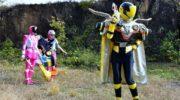 【魔進戦隊キラメイジャー】『スーパー戦隊MOVIE パーティー』の新画像!スーパールパンイエロー&スーパーパトレン2号が!