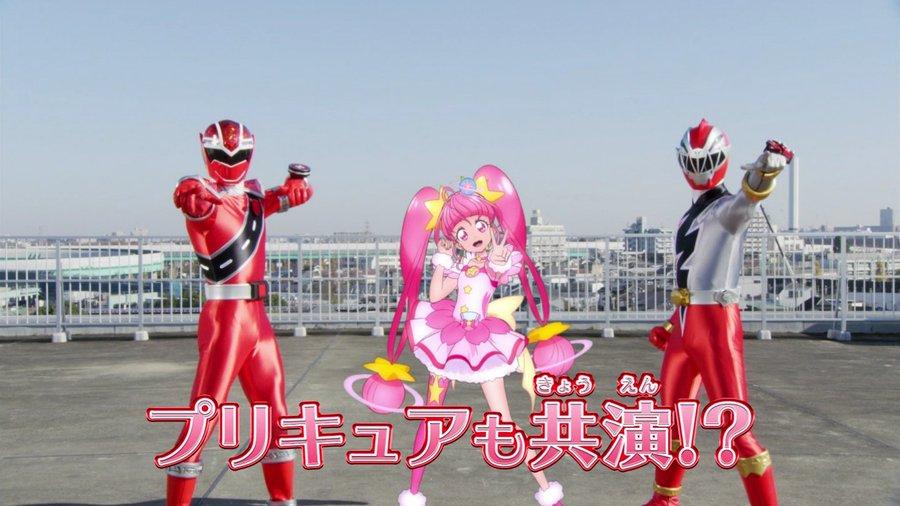 【魔進戦隊キラメイジャー】明日は『エピソードZERO地上波Ver』が放送!エンディングのプリキュアダンスはどうなる?