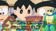 【仮面ライダーゼロワン】ドラえもんの世界で『カメライダー02』が大人気!ノート・キーホルダー・カップ麺にまで展開w