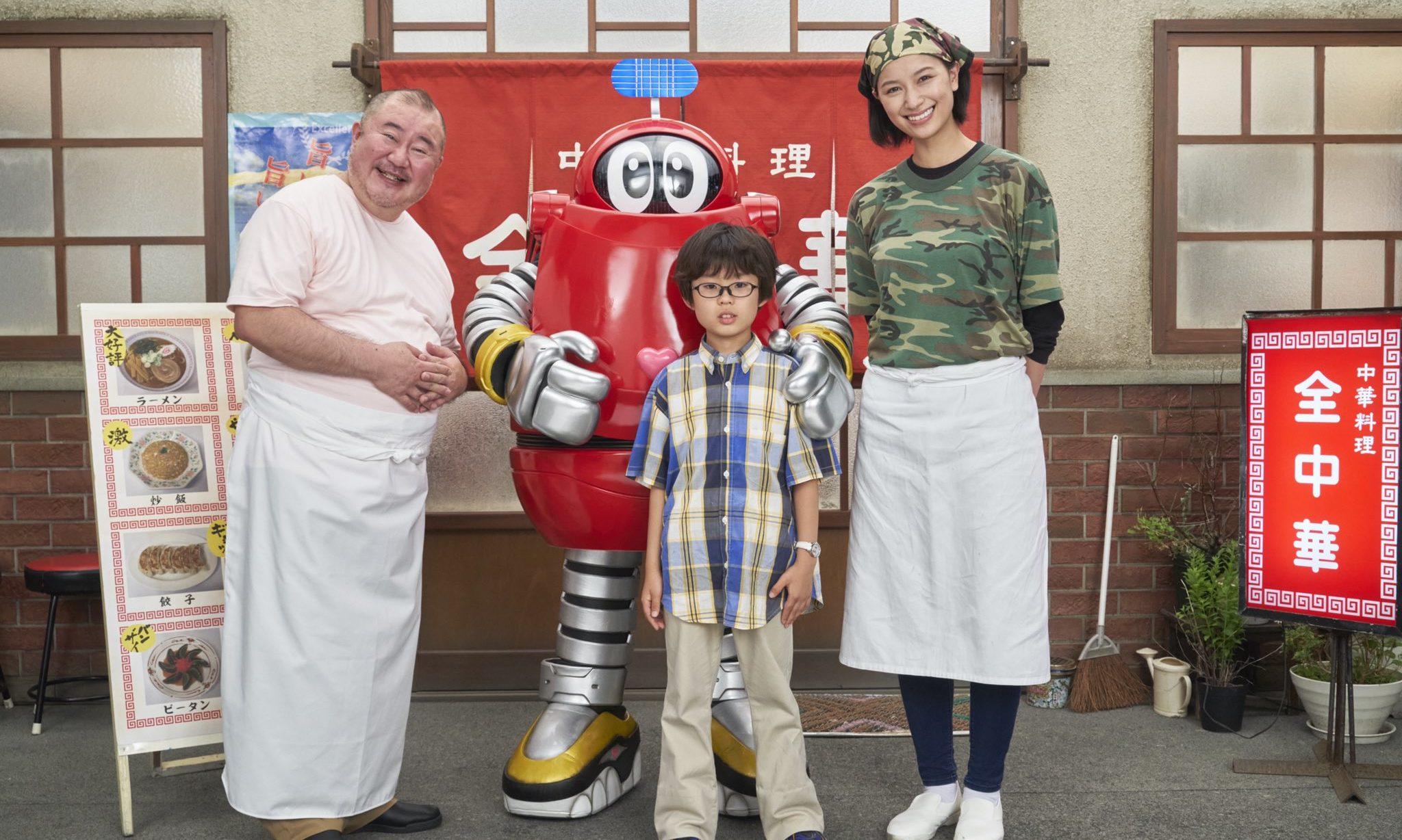 【ニュース】映画『がんばれいわ!!ロボコン』の第二弾キャストが発表!小浦一優さん、高橋ユウさん、清水ミチコさんが!