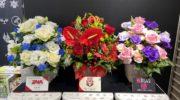 【ニュース】オフィシャルショップ「仮面ライダーストア東京」がオープン!お祝いに飛電製作所やあの企業から花束が!