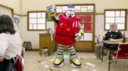 【ニュース】映画『がんばれいわ!!ロボコン』の本編映像が公開!汁なしタンタンメンがロビンちゃんに恋をしたw